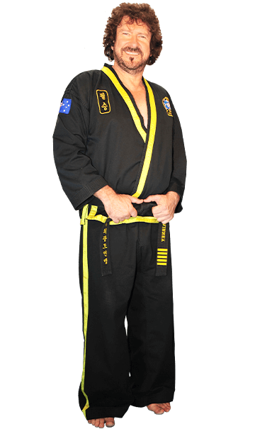 The Choi Kwang Do Master Academy Owner