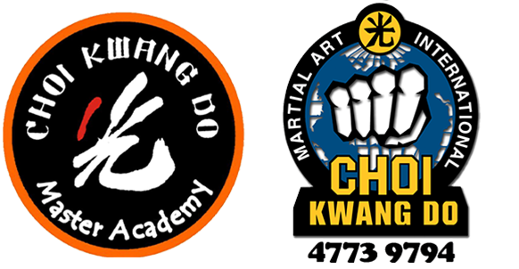 Logo The Choi Kwang Do Master Academy